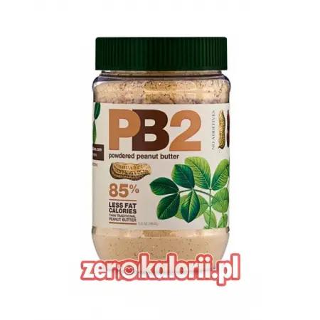 Odtłuszczone Masło Orzechowe P2B