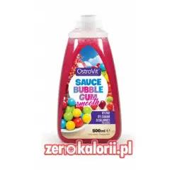 Syrop Guma Balonowa 500ml, Ostrovit Zero Kalorii Bubble Gum
