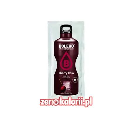 Napój Bolero słodzony Stewią MIX w proszku - Cherry Cola