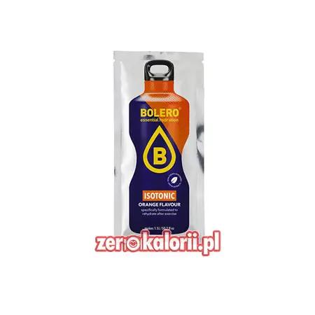 Napój Bolero słodzony Stewią MIX w proszku - Isotonic