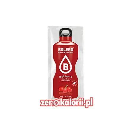 Napój Bolero słodzony Stewią MIX w proszku - Goji Berry