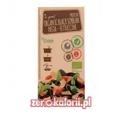 FA Makaron Sojowy Czarny Białkowy SPAGHETTI 200g EKO BIO