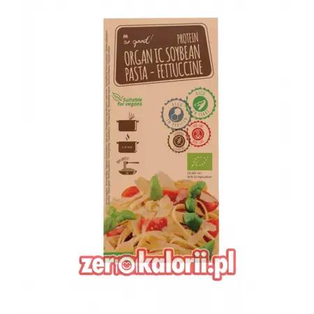 FA Makaron Sojowy Białkowy FETTUCINE 200g EKO BIO