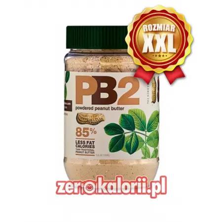 Odtłuszczone Masło Orzechowe Original PB2 XXL 454g w proszku