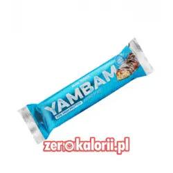 YamBam Cocount Peanut Baton Białkowy 80g, BodyAttack