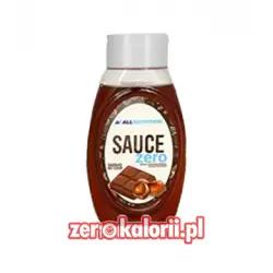 Sauce Zero CZEKOLADA ORZECH - syrop zero kalorii ALLNUTRITION 450ml