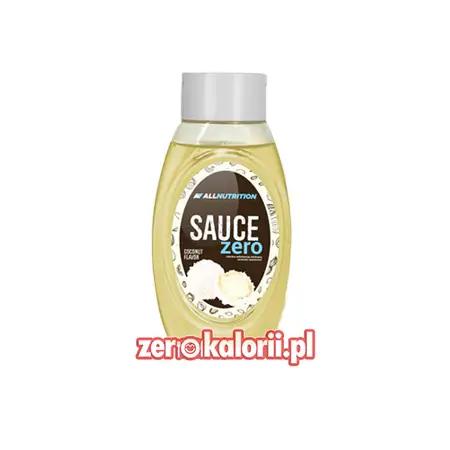 Sauce Zero WANILIA - syrop zero kalorii ALLNUTRITION 450ml