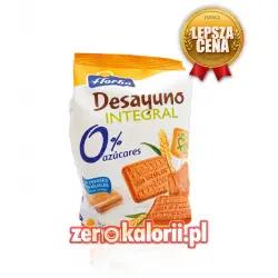 Ciastka, Herbatniki Bez dodatku Cukru XXL Florbu 350g -