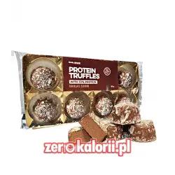Proteinowe Truffle 80g, Body Attack - Biała Czekolada