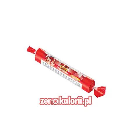 Dropsy BEZ CUKRU smak malinowy 39g MultiFan