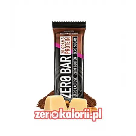 Zero Bar Biotech 50g - Czekolada - Marcepan