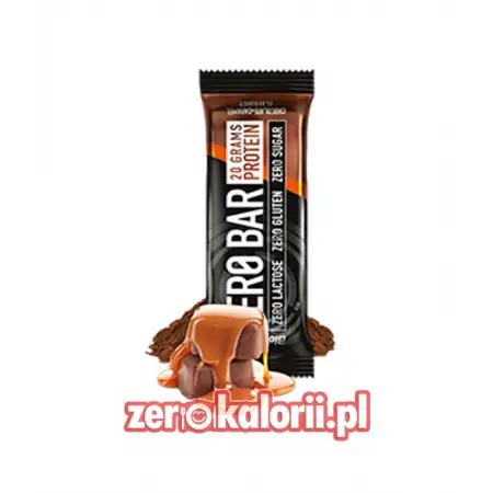 Zero Bar Biotech 50g - Czekolada - Karmel
