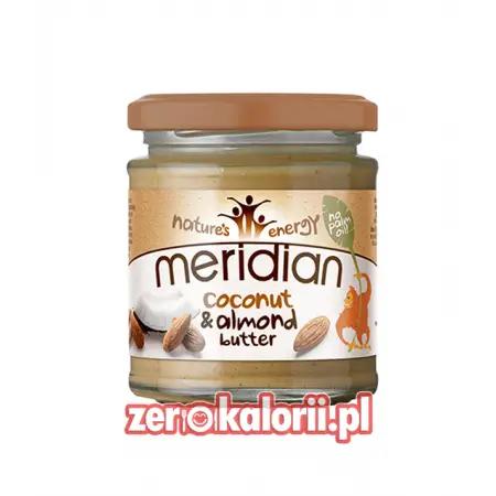 Masło Kokosowe Migdałowe 170g Meridian Cocount&Almond