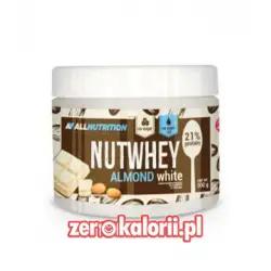 NutWhey Almond Whey 500g - Biały Krem Migdałowy All Nutrition