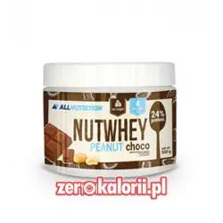 NutWhey Peanut Choco 500g - Krem Czekoladowy All Nutrition
