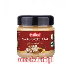 Masło Orzechowe Piernikowe 185g Primavika