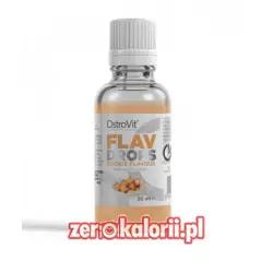 Flav Drops Cookie 50ml Ostrovit - aromat Ciasteczkowy