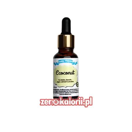 Aromat Funky Flavors Cocount - Kokos 30ml BEZ CUKRU I TŁUSZCZU