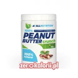 Masło Orzechowe 1kg CRUNCH, All Nutrition 100 % Orzechów