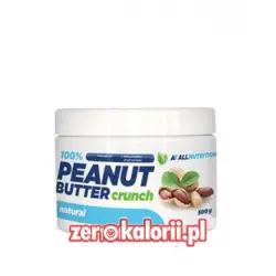 Masło Orzechowe 500g CRUNCH, All Nutrition 100 % Orzechów
