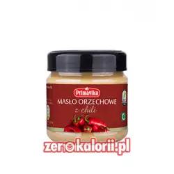 Masło orzechowe z chili 185g Primavika