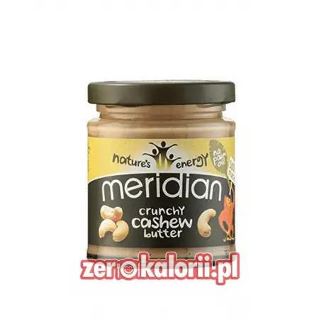 Masło z Nerkowców Smooth 170g Meridian 100 % Nerkowców