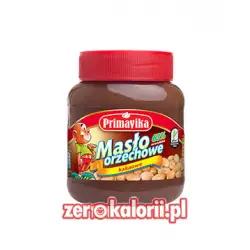 Masło orzechowe kakaowe 350g Primavika