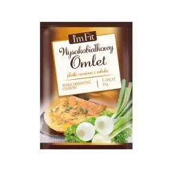 I'm Fit - Wysokobiałkowy omlet płatki owsiane i cebula 70g, Activlab