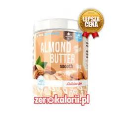 Almond Butter 1KGg Smooth, AllNutrition Delicious Line