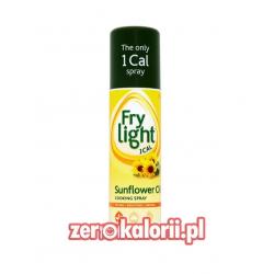 Olej w Spray'u Słonecznikowy 1 KCL Fry Light