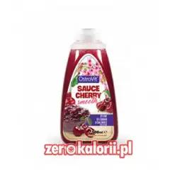 Cherry Sauce 500ml, Ostrovit Zero Kalorii