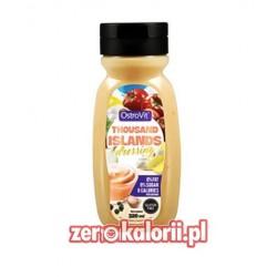 Thousand Islands Syrop Zero Kalorii, 330ml Ostrovit