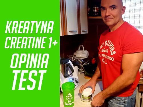 kreatyna creatine 1+ opinia test