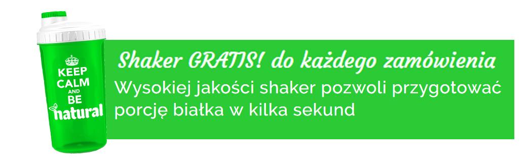shaker gratis
