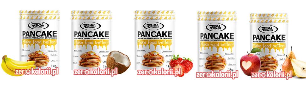 pancakes real pharm wszystkie smaki