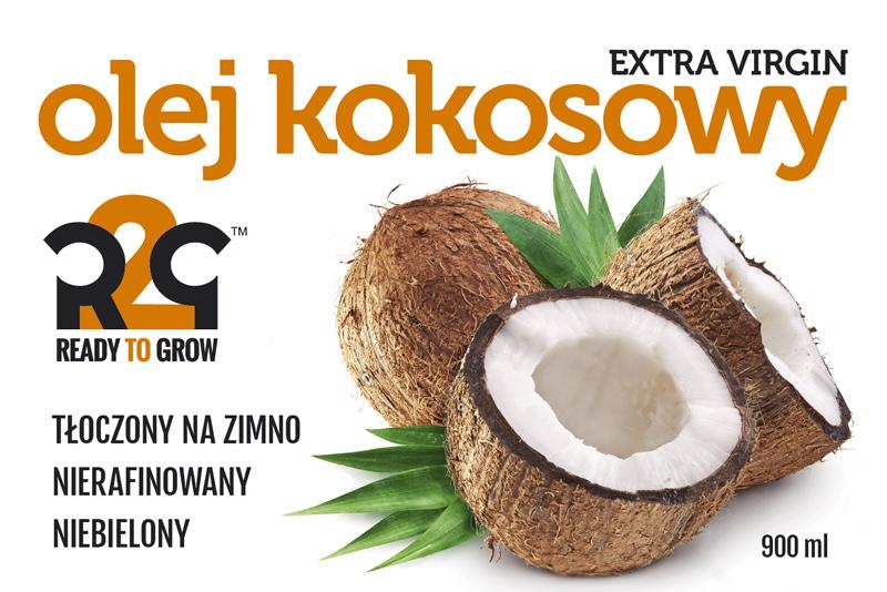 olej kokosowy nierafinowany r2g