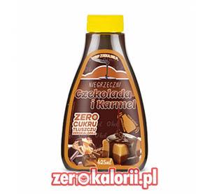 niegrzeczni czekolada i karmel
