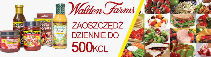 walden farms 500 kalorii mniej