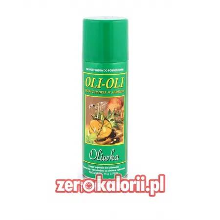 Olej w Spray'u Rzepakowy OLI-OLI