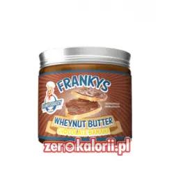 WheyNut Butter Czekolada-Banan 450g Frankys Bakery
