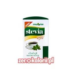 Słodzik Stevia w proszku 150g ZIELONY LISTEK