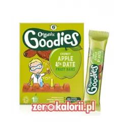 Batoniki Organiczne daktylowe Goodies z jabłkiem BIO 17g
