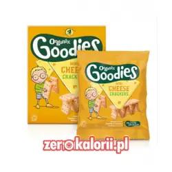 Mini krakersy serowe Goodies 20g BIO EKO