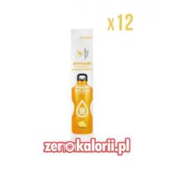 Bolero STICK słodzony Stewią MIX w proszku - Ananas 12PAK