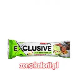 Exclusive Protein Bar PISTACJA - KARMEL 85g, Amix Nutrition