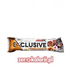 Exclusive Protein Bar PODWÓJNA CZEKOLADA 85g, Amix Nutrition