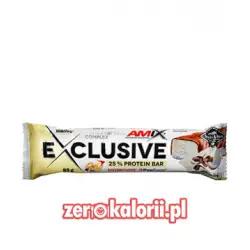 Exclusive Protein Bar BIAŁA CZEKO - KOKOS 85g, Amix Nutrition