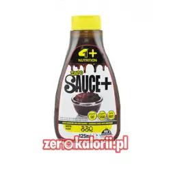 Zero Sauce+ Sos BBQ 425ml, 4+ NUTRITION