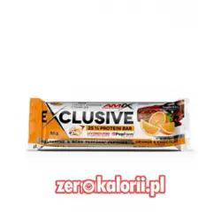 Exclusive Protein Bar CZEKOLADA - POMARAŃCZA 85g, Amix Nutrition