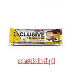 Exclusive Protein Bar CZEKOLADA - BANAN 85g, Amix Nutrition